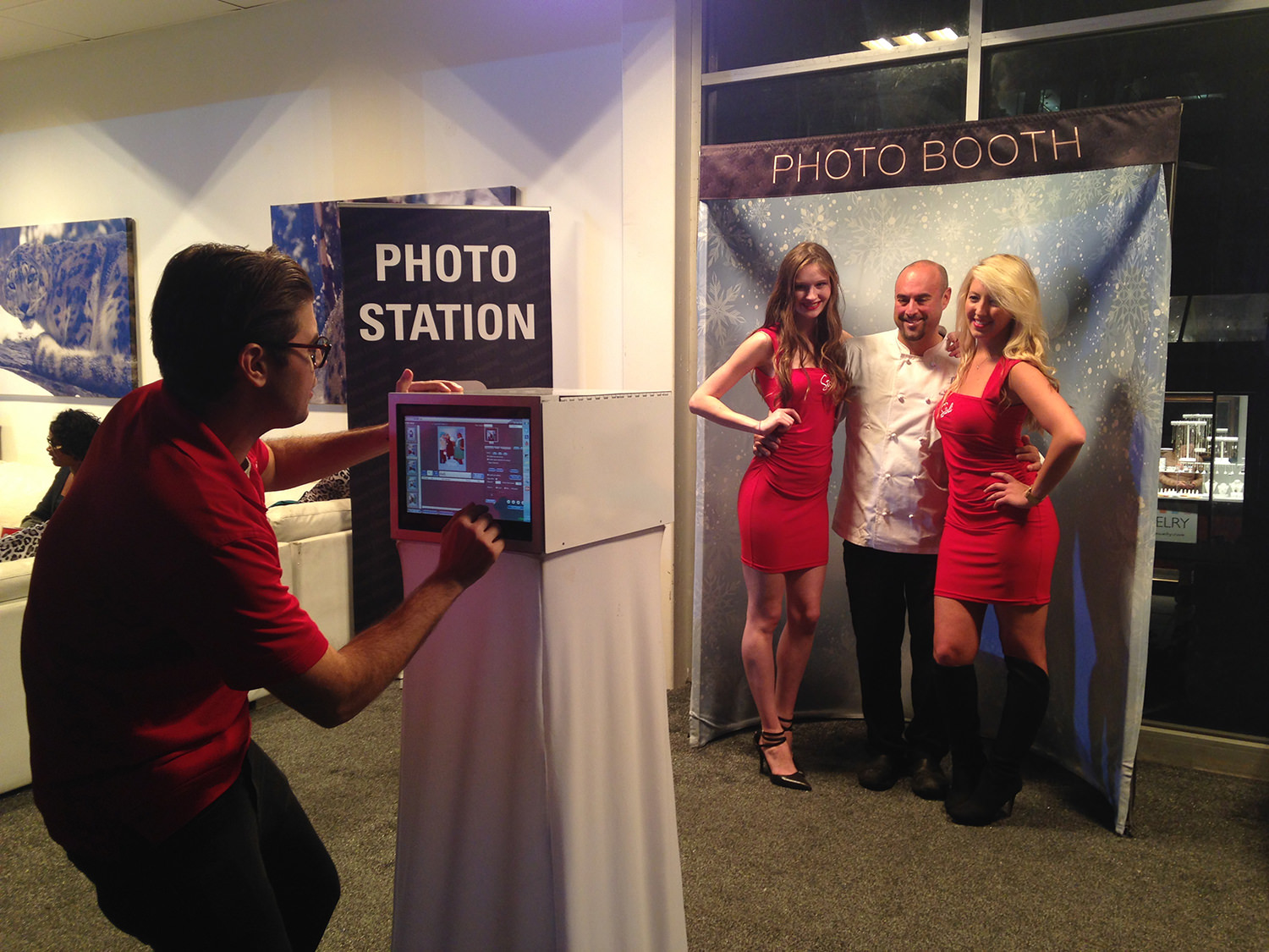 NYC Photo Party – Open Air Booths