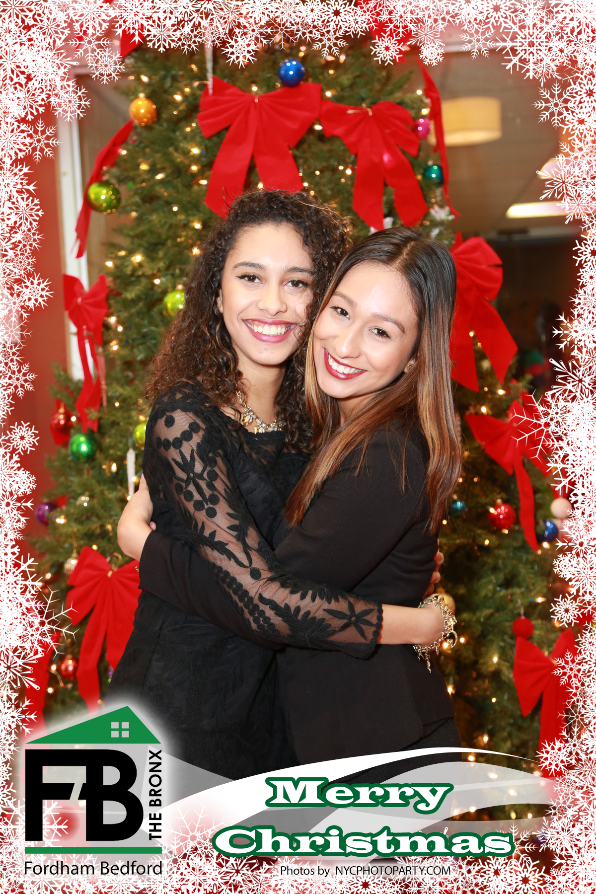 christmas party photography new jersey nyc